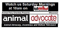 Animal Advocate Television banner